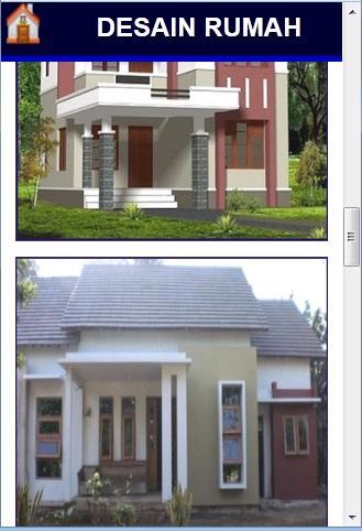 Desain Rumah Idaman for PC