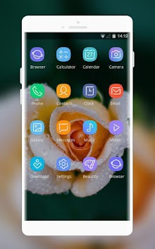 Download Theme For Samsung Galaxy S8 Wallpaper Apk Latest Version