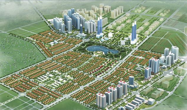 Giới thiệu về dự án khu đô thị Dương Nội