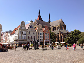 Photo: 08 Bützow - Rostock