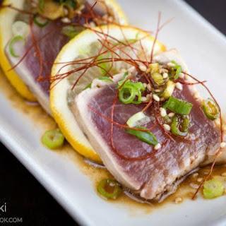 Tuna Tataki Sauce Recipes