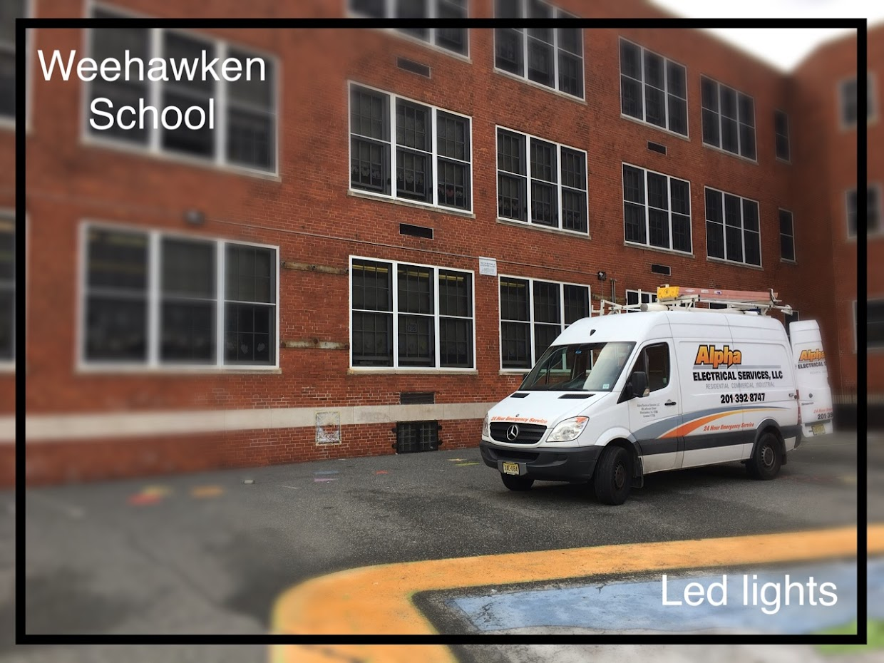 Alpha Electrical Services LLC is a Licenced, Insured and Bonded New Jersey Electrical Contractor | Electrician Weehawken, New Jersey