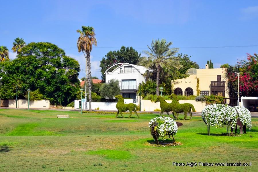 Экскурсия в Израиле. Герцелия (Герцлия).