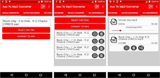 Aac To Mp3 Converter – Apps on Google Play