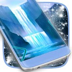 Free 2017 Waterfall Live Wallpaper Icon