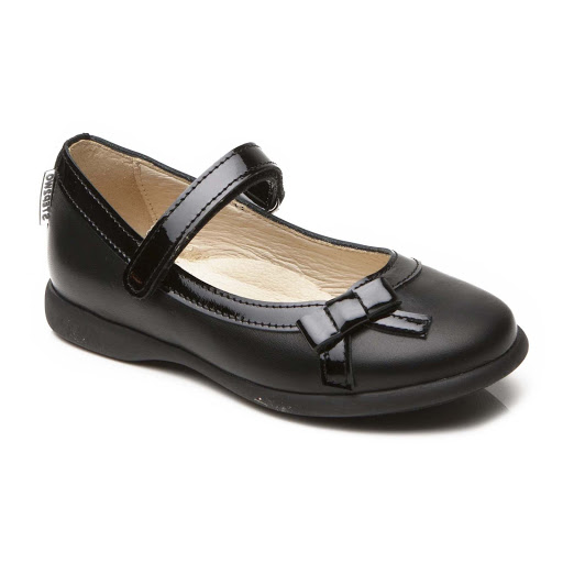 Primary image of Step2wo Bernadette - Leather Bow Shoe