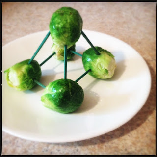 Brussel Sprouts Recipe using Shedd's Spread Country Crock #VeggieWorld