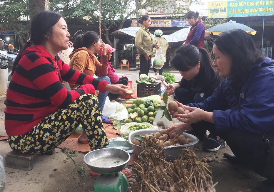 Quy hoạch chợ phải gắn liền với nhu cầu, thói quen của người dân