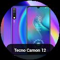 Launcher theme for Tecno Camon 12 Air pro icon