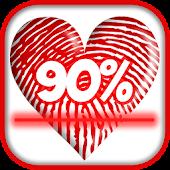 Love Calculator - Fingerprint