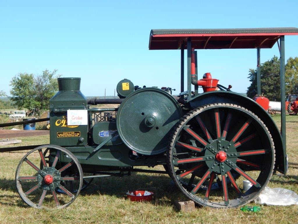 Threshing Show September 19, 2015