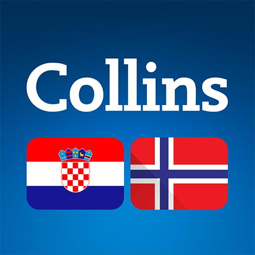 Collins Norwegian<>Croatian Dictionary Icon