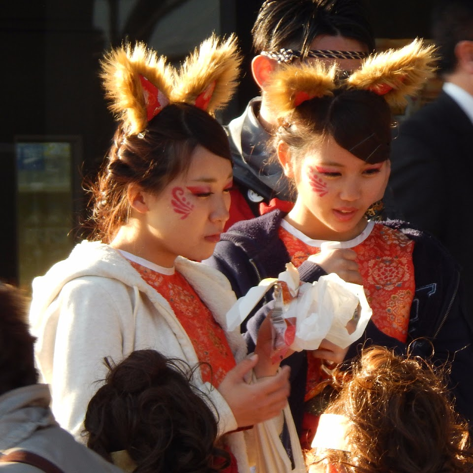 japonaises neko mimi festival