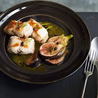 Rabbit with Rosemary and Figs.