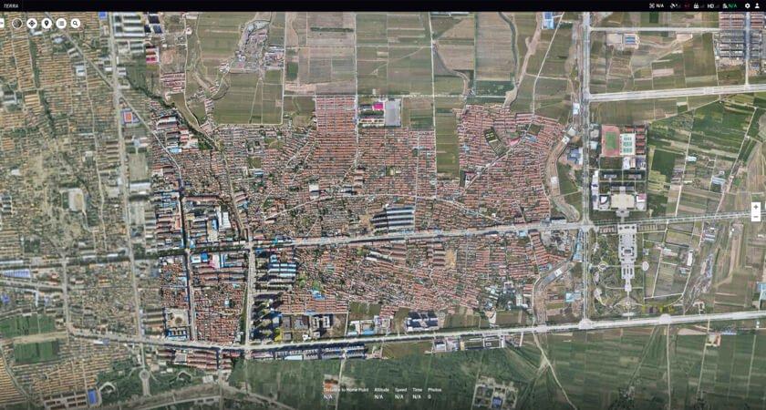 Mapa P1 10 km2