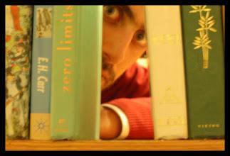 Photo: Book thief