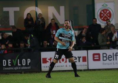 Virton heeft met 1-3 gewonnen op het veld van Lokeren