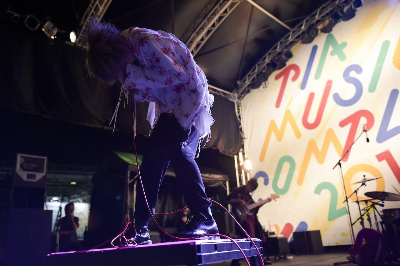 【迷迷現場】PIA 音樂祭 ミオヤマザキ  ( MIO YAMAZAKI ) 病態樂團當壓軸沒問題嗎?