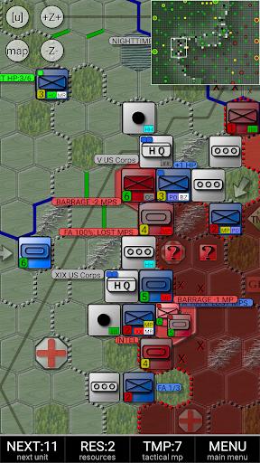 Falaise Pocket 1944 (Allied) free 1.0.1.5 APK MOD screenshots 2