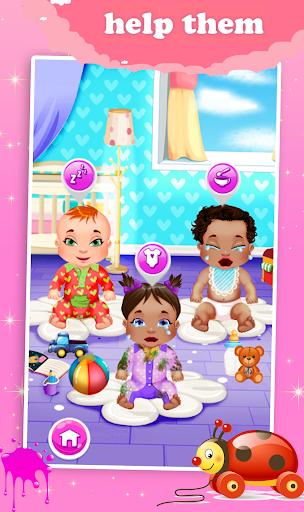 Baby Caring Bath And Dress Up Baby Games 12.0 screenshots 2