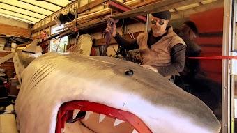 MythBusters vs. Jaws