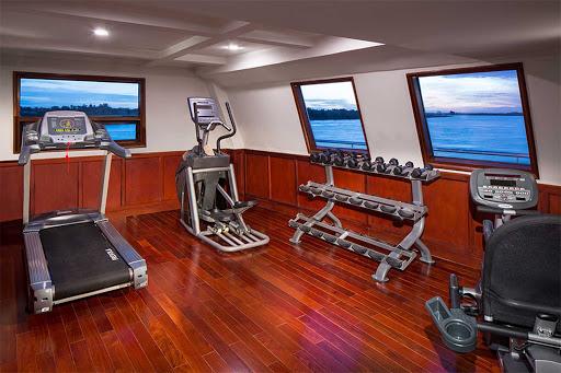 amadara-fitness-center.jpg - Stay in shape in the fitness center on board AmaDara.