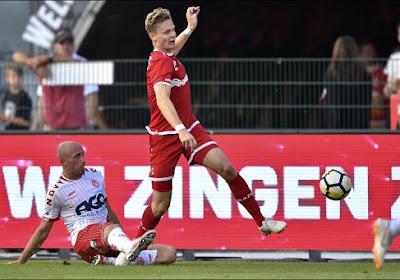 """Antwerp-nieuwkomer heeft eerste assist beet: """"Ik hoop dat er nog veel zullen volgen"""""""