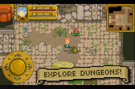Alchemica - Crafting RPG - náhled