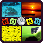 4 Pics 1 Word: SPEED Icon