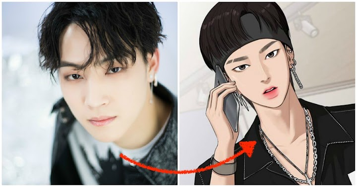 Heres Proof GOT7s JB Is The RealLife Inspiration Behind