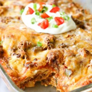 Taco Meat Lasagna Recipes