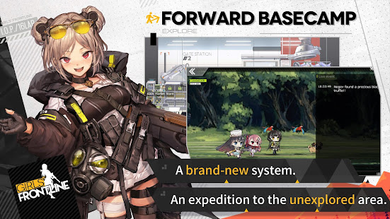 Mod Game Girls' Frontline for Android