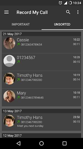 Record My Call screenshot