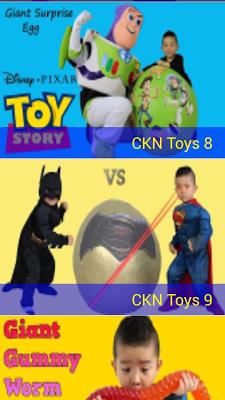 CKN Toys - screenshot