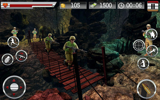 Sniper Assassin Secret War Mission 1.3 screenshots 4