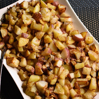 Oven Roasted Potatoes - a Symbol of Love Recipe