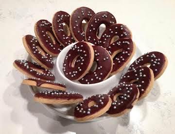 Buckeye Cookies