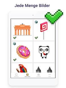 Pixel Art Malen Nach Zahlen Kostenlos Spielen