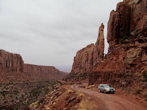 Photo: Climbing Long Canyon