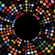 crazy trippy live wallpapers icon