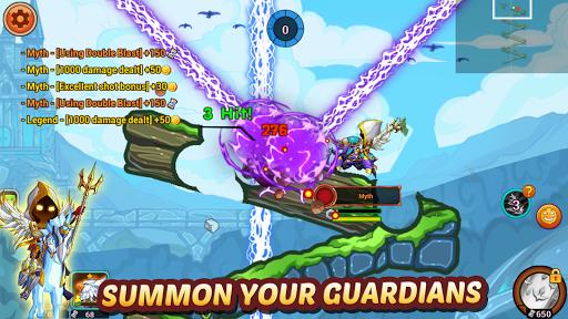 Clash of Legends: Online Shooting Heroes apkmr screenshots 1