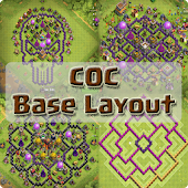 New COC Base layouts 2017
