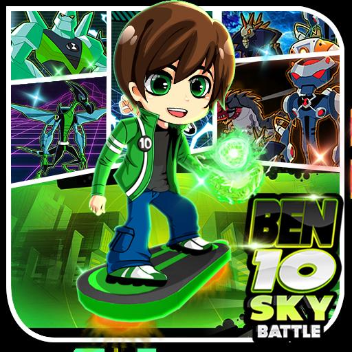 Super Ben Omnitrix Battle Fight