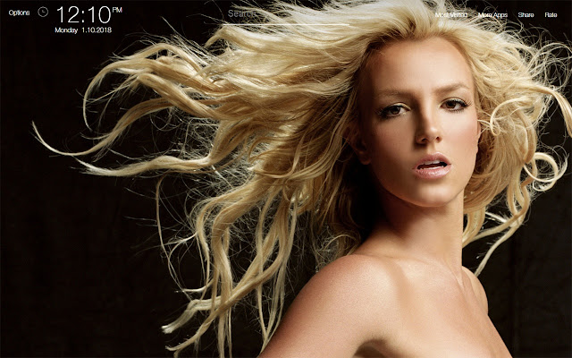 Britney Spears Wallpapers Fullhd New Tab