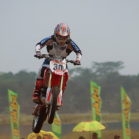 Jumping by Awaludin Aw - Sports & Fitness Motorsports ( sports )