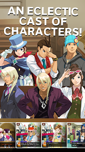 Apollo Justice Ace Attorney 4