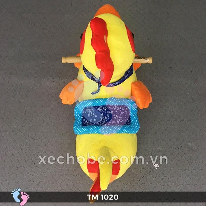 Chòi chân cho bé Broller TM1020 có nhạc 5
