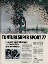 Photo: Tunturi Super Sport 77