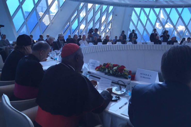 """Expo 2017: """"Xem xét lại lối sống của con người"""" Đức Hồng y Turkson nói"""