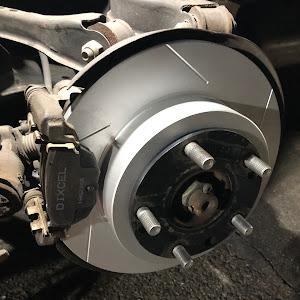 シルビア S15 spec.R Vパッケージ 平成15年式のブレーキパッドのカスタム事例画像 ツユクサさんの2018年11月17日22:33の投稿